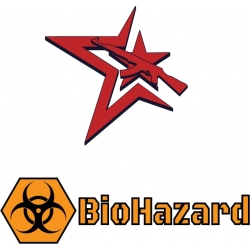 BIOHAZARD 10 ml - Guerrilla Flavors