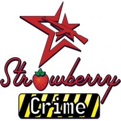 STRAWBERRY CRIME 10 ml - Guerrilla Flavors