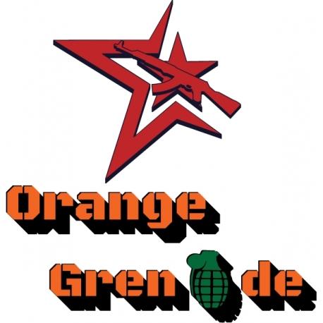 ORANGE GRENADE