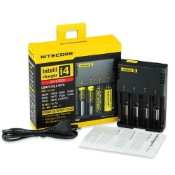 Nitecore Intelli charger NEW i4 charger