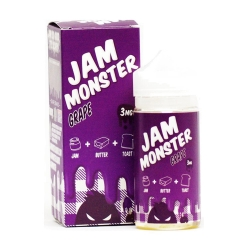 Grape Jam Monster 100ml 0mg