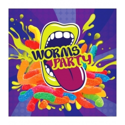 Aroma WORMS PARTY Big Mouth 10 ML