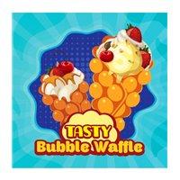 Aroma BUBBLE WAFFLE Big Mouth 10 ML