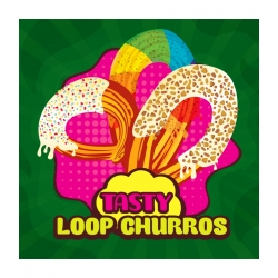 Aroma LOOP CHURROS Big Mouth 10 ML