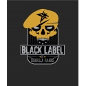 BLACK LABEL by GUERRILLA FLAVORS 50ml. 0mg.