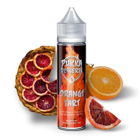 pukka desert orange tart