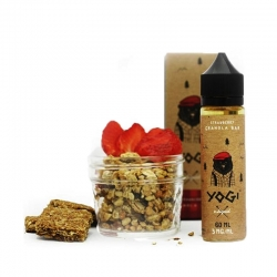 Strawberry Granola Bar By Yogi 50ml 0mg