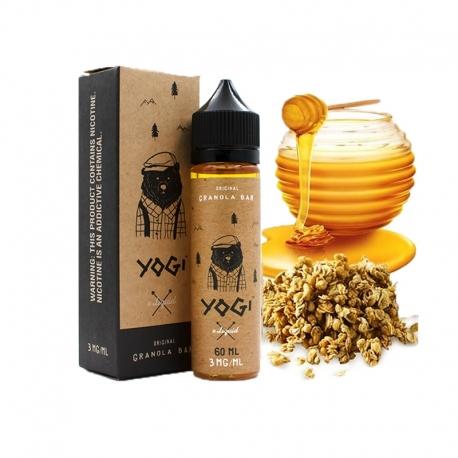 Original Granola Bar By Yogi 50ml 0mg