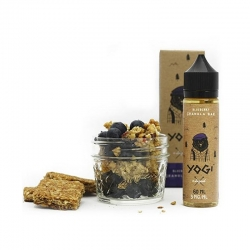 Blueberry Granola Bar By Yogi 50ml 0mg