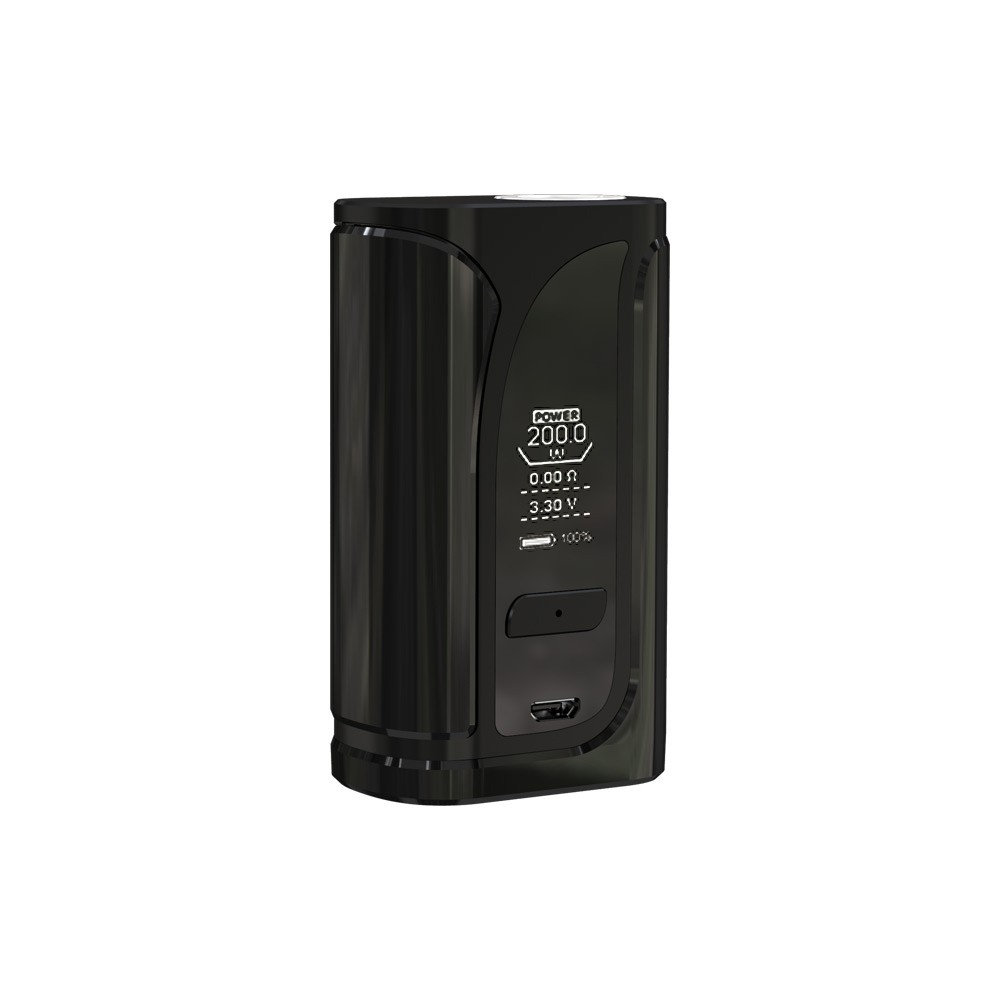Mod tigara electronica Eleaf iKuun i200, 200W, 4600mah, Negru