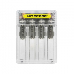 Incarcator Nitecore Q4 Wall Charger Lemonade EU