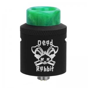 Atomizor Servisabil Hellvape Dead Rabbit RDA Atomizer Black green
