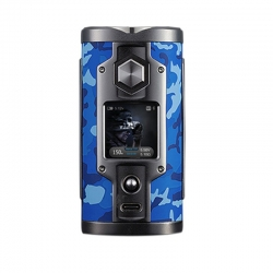 MOD Electronic SX mini G Class 200W Ocean Black Chrome