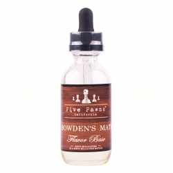 Lichid Premium BOWDEN'S MATE - FLAVOR BASE BY FIVE PAWNS 50ML
