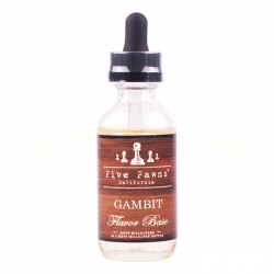 Lichid Premium GAMBIT - FLAVOR BASE BY FIVE PAWNS 50ML
