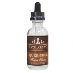 Lichid Premium QUEENSIDE - FLAVOR BASE BY FIVE PAWNS 50ML