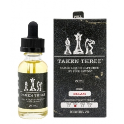 Lichid Premium Isolani - TAKEN THREE by FIVE PAWNS 30m