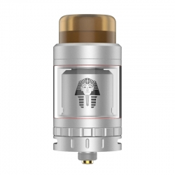 Atomizor RTA Pharaoh Mini Digiflavor 24mm Argintiu
