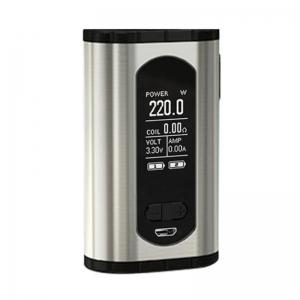 Mod tigara electronica Eleaf Invoke 220W TC Argintiu