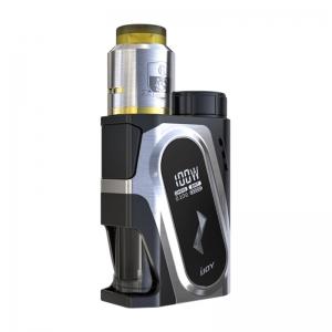 Kit tigara electronica IJOY CAPO Squonk KIT Argintiu baterie 20700 inclusa
