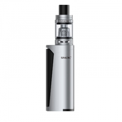 Kit Tigara Electronica SMOK Priv V8 Kit Package 3ml Silver Black
