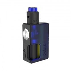 KIT Mod Mecanic Vandyvape Pulse BF Kit Frosted Blue, 8ml