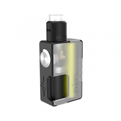 KIT Mod Mecanic Vandyvape Pulse BF Kit Frosted White, 8ml