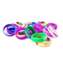 Inele silicon Vape Band, 22mm, Random Colour