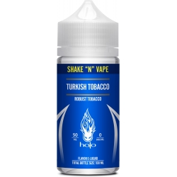 Lichid Halo - Turkish Tobacco 50 ml Shortfill