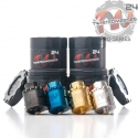 TWISTED MESSES RDA 24mm TM24 ProSeries Negru
