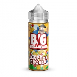 Lichid Big Breakfast CLAPTON CRUNCH 100ml 0mg