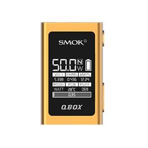 SMOK QBOX 50W, 1600mah, GOLD