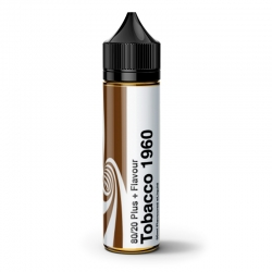Lichid Premium City Vape - Tobacco 1960 - 50ml 0mg.