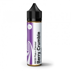 Lichid Premium City Vape - Berry Crumble - 50ml 0mg.