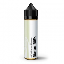 Lichid Premium City Vape - Mams Milk - 50ml 0mg.