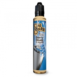 Lichid premium Coil Glaze - Berry Bluez 50ml 0mg.