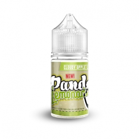 Lichid Premium PANDA LEMONADE by Prohibition - Cloudy Apple - 25ml 0mg.