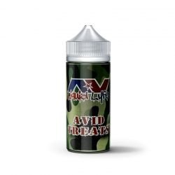 Lichid Premium AV Liquid Lyfe - Avid Treats 0mg 80ml