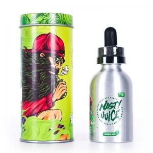 Lichid Premium Nasty Juice - Green Ape 0mg 50ml