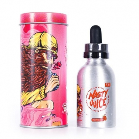 Lichid Premium Nasty Juice - Trap Queen 0mg 50ml