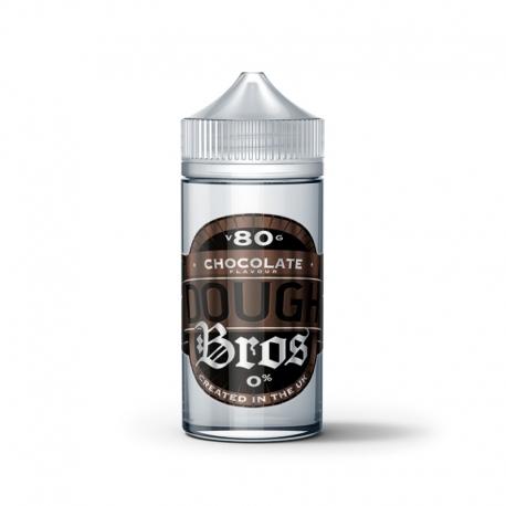 Lichid Premium Dough Bros - Chocolate 0mg 80ml